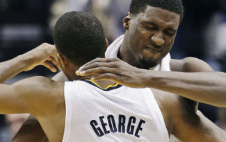George and Hibbert